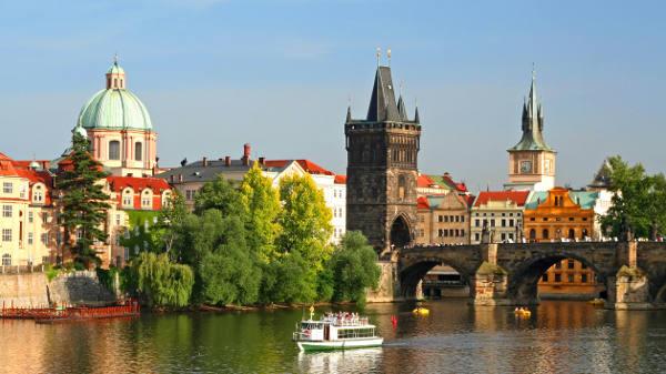 Чехия Прага-Вена-Будапешт
