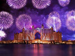 ОАЭ из Киева на майские праздники 2021