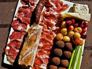 Испания Вкусные прогулки по Каталонии