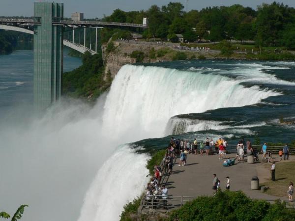 США Нью-Йорк - Ниагарские Водопады – Вашингтон