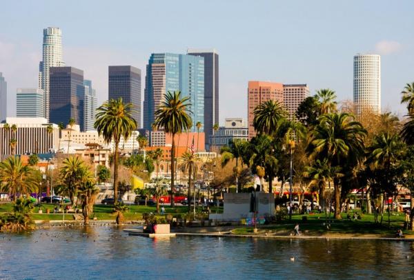 США Эконом тур в Лос Анджелес