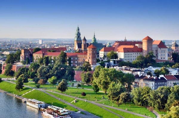 Польша - Краков