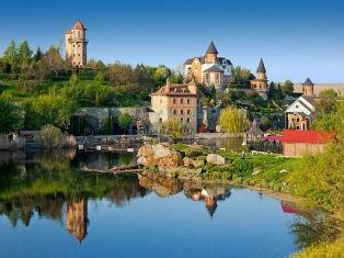Украина Букский парк + Парк Александрия