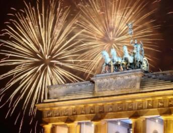 Германия Новый Год 2019 в Берлине