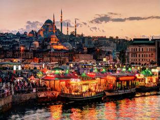 Турция Три счастливых дня в Стамбуле