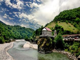 Грузия Новинка! Весенние Школьные каникулы в Грузии
