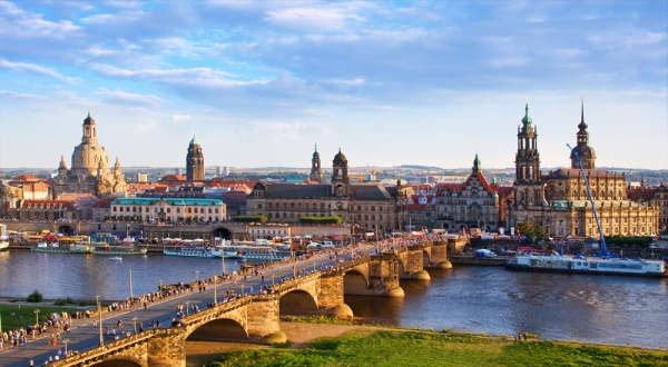 Чехия Супер блиц Дрезден и Прага