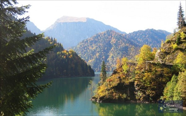 Грузия Сокровищница Кавказа  - невероятная Грузия