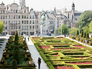 Бельгия Уикенд в Брюсселе!!!