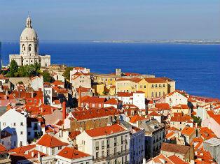 Португалия Королевский цветок - Лиссабон!
