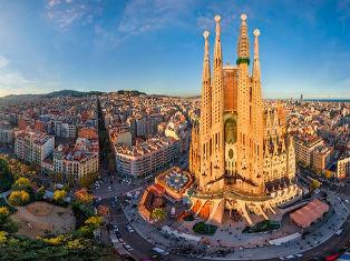 Испания Она в центре внимания!