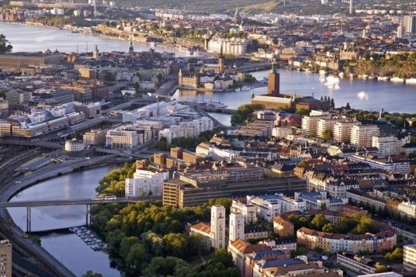 Норвегия В объятиях севера: Норвегия и Швеция