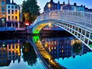 Праздник Святого Патрика в Ирландии