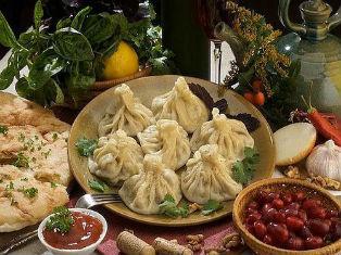 Грузия Изыски грузинской кухни