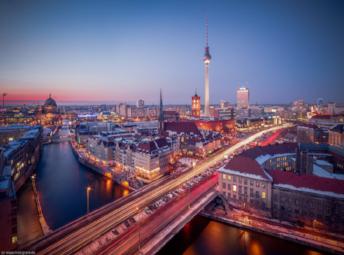 По столицам европейских государств