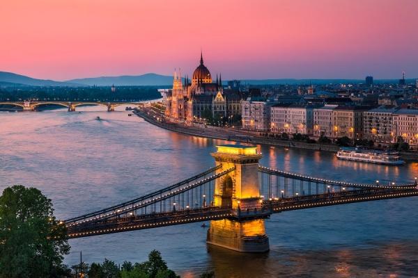 Супер блиц Будапешт и Вена