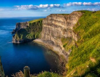 Ирландия: удивительное путешествие по изумрудному острову