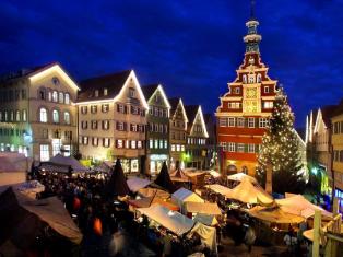 Германия Выходные Германия и Чехия (Новогодний)