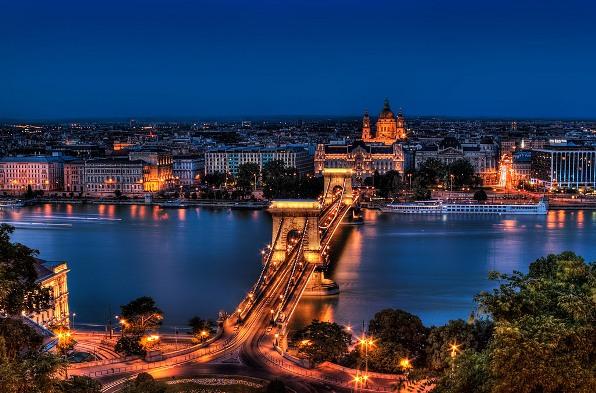 Венгрия Эконом тур в Будапешт