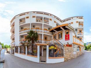 Черногория Отдых в Черногории - отель MONTENEGRO NEW DEPADANCE CANJ 3*+