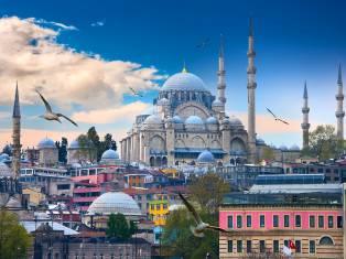 В Стамбул на 6 дней за 202 EUR!