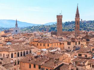 Италия Рим. Все только начинается...