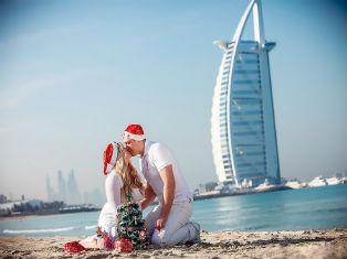 ОАЭ Роскошный Новый Год 2021 в ОАЭ