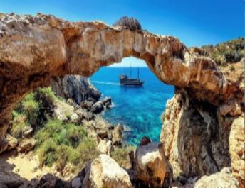 Новый Год 2020 на Кипре