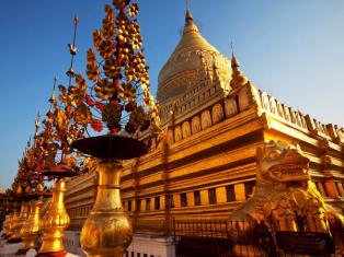 Чудеса Мьянмы