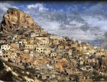 Турция Сказочная Каппадокия