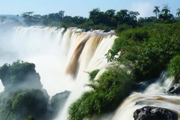 Аргентина Тур в Аргентину: От водопадов до края света.