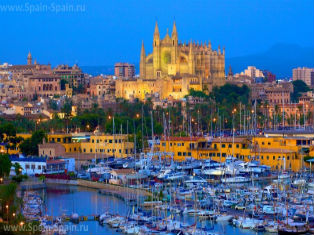 Испания Европа: Западное Средиземноморье из Барселоны