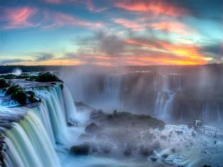 Новый год 2021 в Бразилии: Рио + Водопады Игуасу