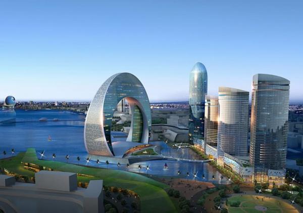 Азербайджан Блиц тур в Баку: Выходные в Азербайджане