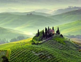 Италия Тосканский Ренессанс