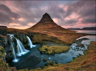 Исландия Великолепная Исландия