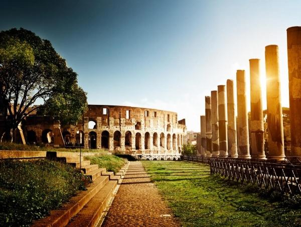 Вся Италия от Рима