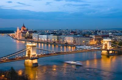 Венгрия Блиц Будапешт и Вена (Новогодний)
