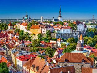 Шесть столиц. Янтарные дороги Балтии и Скандинавии