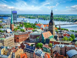 Норвегия Шесть столиц. Янтарные дороги Балтии и Скандинавии