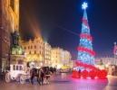 Новый Год 2019 в Кракове