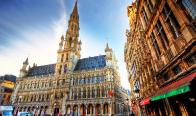 Week-end в Брюсселе