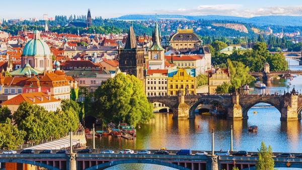 Блиц Прага и Вена