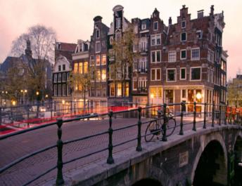 Миллион улыбок... или 4 дня в Амстердаме!