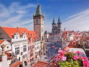 Чехия Пражское вдохновение