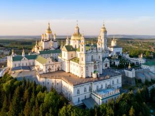 Тур в Почаев, Межирич и Кременец