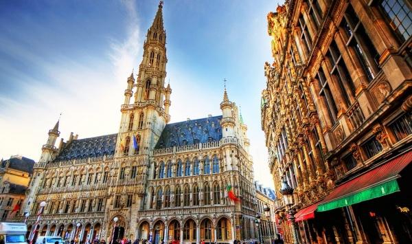 Weekend в Брюсселе