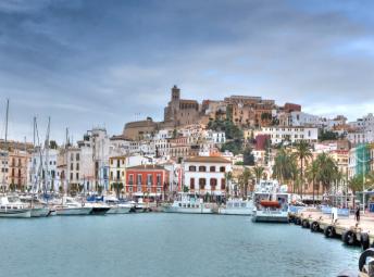 Испания Рейв-тур на Ибицу