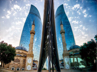 Азербайджан Неповторимый Кавказ! Сборный групповой тур в Азербайджан!
