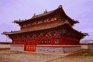 Монгольское путешествие